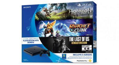 PlayStation Hits Bundle Mexico