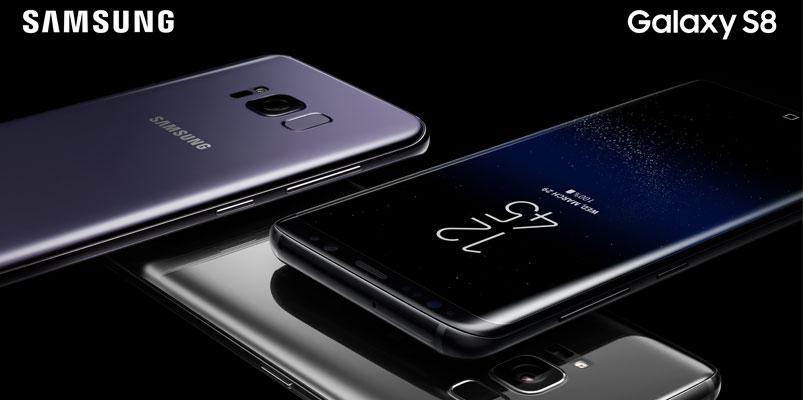 Lista la preventa de Samsung Galaxy S8 en AT&T México