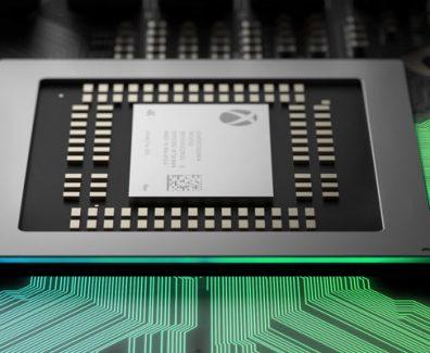 Project Scorpio hardware
