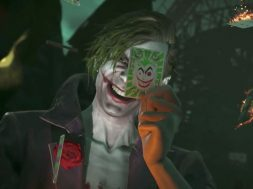 The Joker Injustice 2