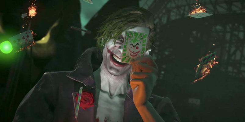 The Joker también será uno de los villanos de Injustice 2