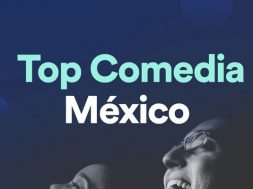 Top Comedy Spotify Mexico