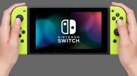 Nintendo busca llegar a los 18 millones de Switch en un año