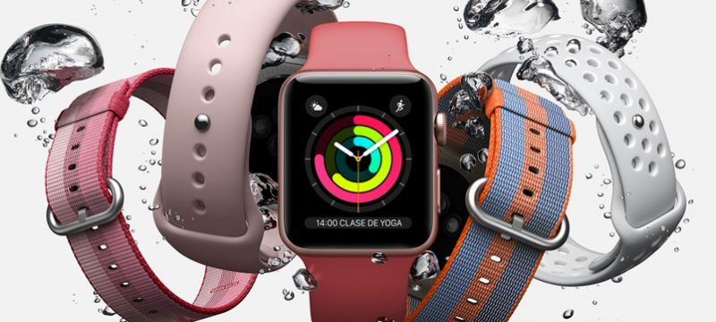 Apple Watch wearables