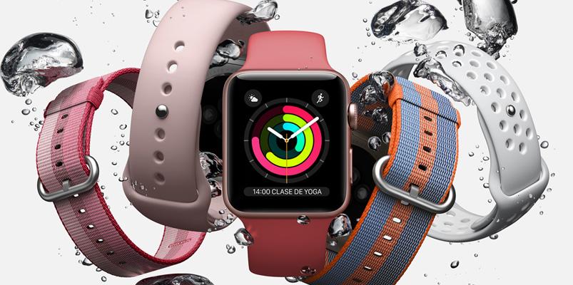 Apple Watch domina el mercado de los wearables en todo el mundo