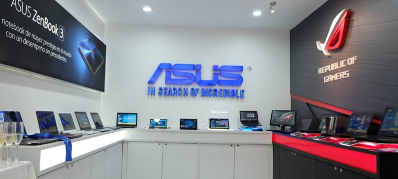 Asus Store Mexico