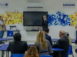 Aula Digital Samsung CDMX