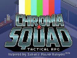Chroma Squad Android