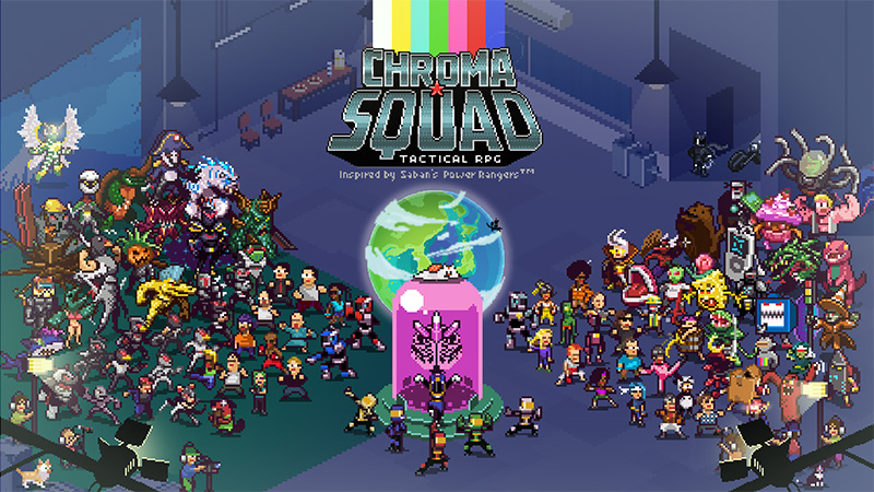 Chroma Squad iOS