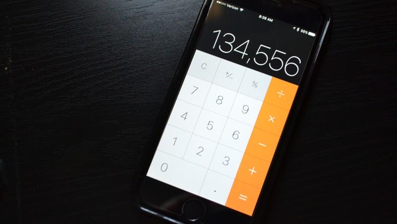 Truco de la calculadora del iPhone se vuelve viral