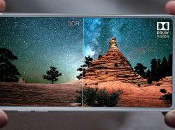 HDR Dolby Vision LG G6