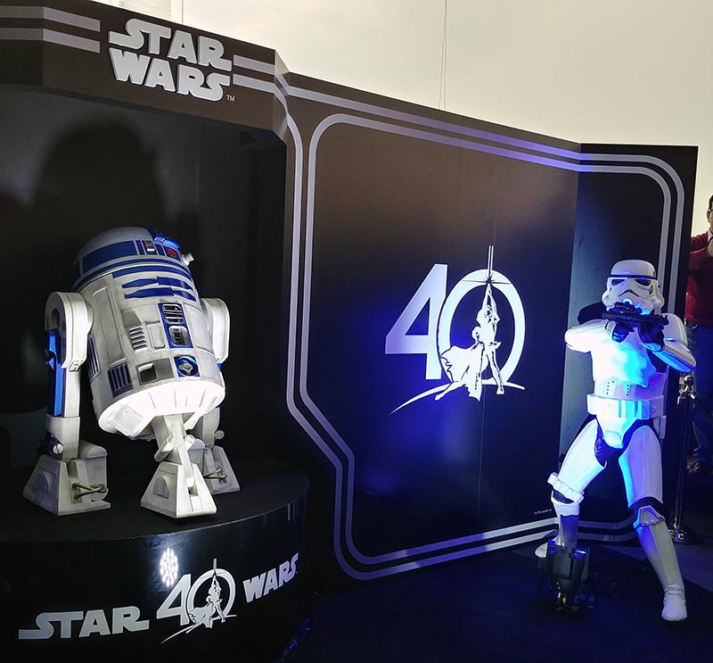 Hasbro figuras Star Wars 2017 lanzamiento