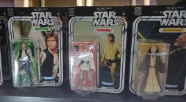 Hasbro presenta juguetes del 40 Aniversario de Star Wars