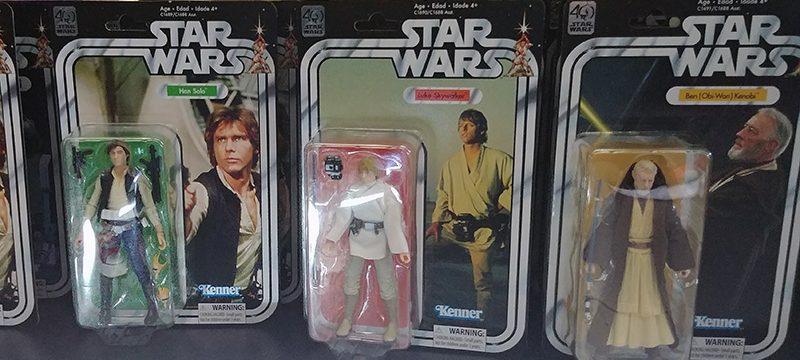 Hasbro figuras Star Wars