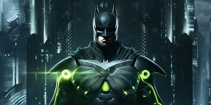 Regresan los superhéroes de DC a tu consola con injustice 2