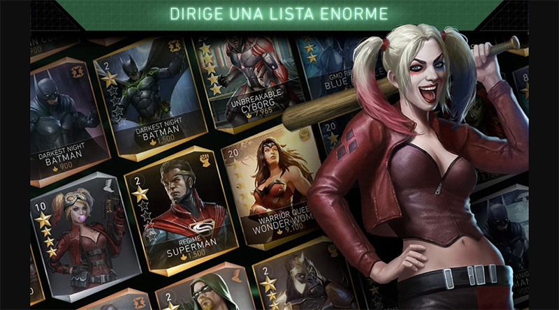 Injustice 2 Mobile Android