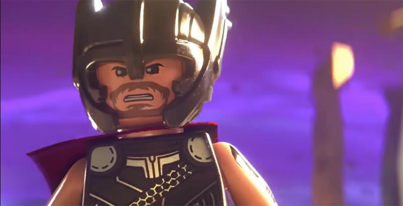 LEGO-Marvel Super Heroes 2 Thor