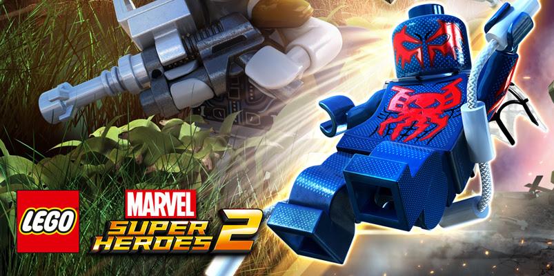 LEGO Marvel Super Heroes 2 llegará en noviembre 2017