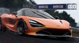 McLaren 720s hará su estreno en los videojuegos con Project CARS 2