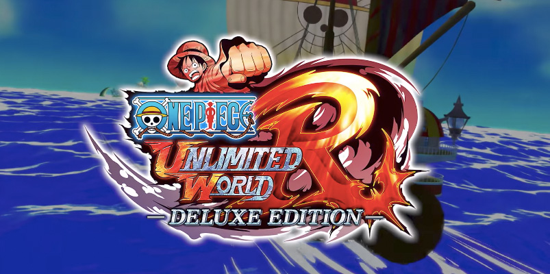 Se anuncia ONE PIECE: Unlimited World Red Deluxe Edition