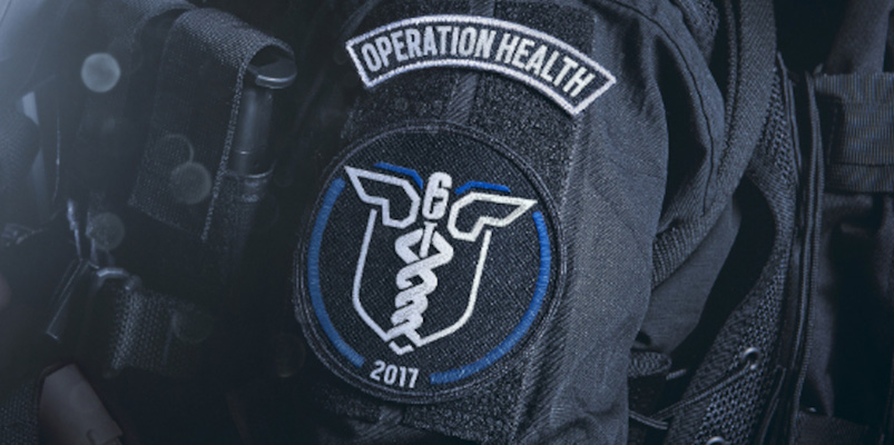 Rainbow Six Siege se mejora con Operation Health
