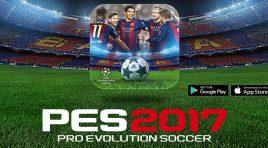 Pro Evolution Soccer 2017 para dispositivos móviles