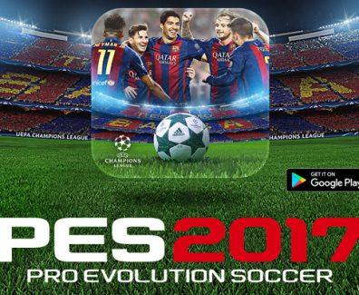 Pro Evolution Soccer 2017 ios