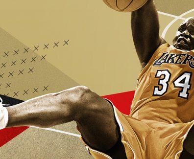 Shaq NBA 2K18
