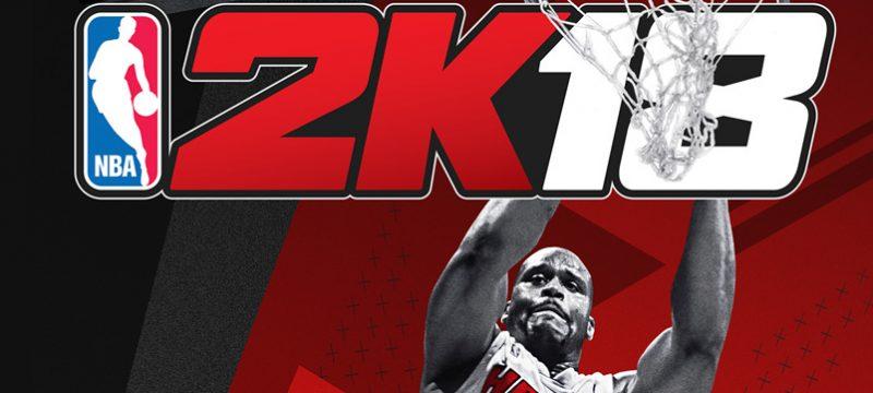 Shaq NBA 2K18 Edición Leyenda