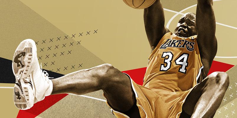 Shaq será la portada en la Edición Leyenda de NBA 2K18