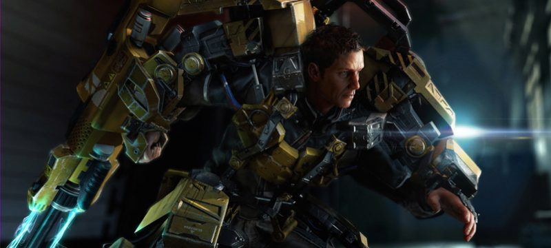 The Surge combate