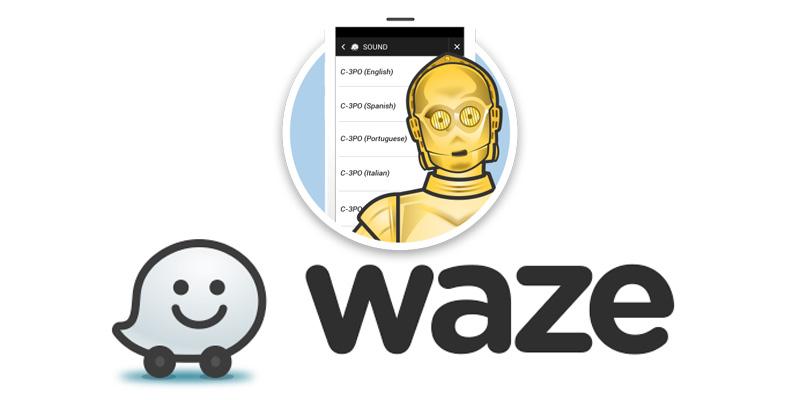 Usa tu propia voz en Waze para guiarte por las calles de la Ciudad