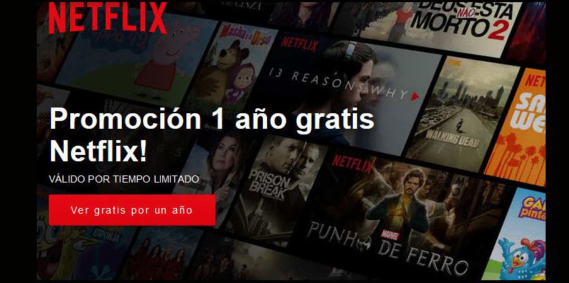 ESET afirma que Netflix gratis por un año por WhatsApp es un engaño