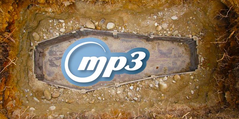 El popular formato de audio mp3 comienza a morir