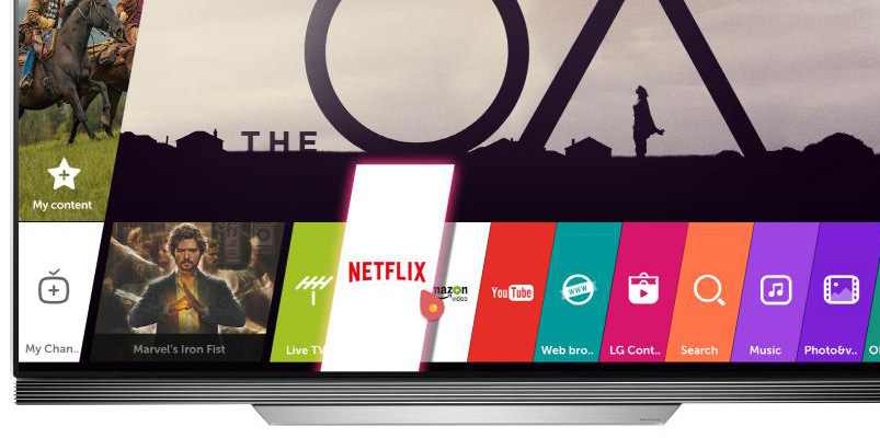 Tu próximo televisor LG UHD te regala el acceso a Netflix en 4K