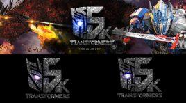 La primera carrera nocturna de Transformers en la CDMX