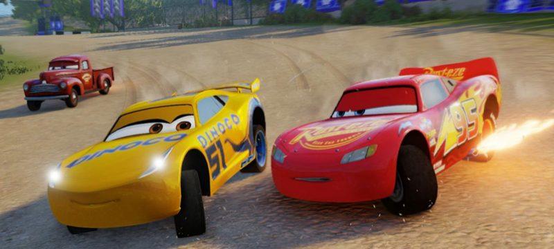 Cars 3 Motivado para ganar