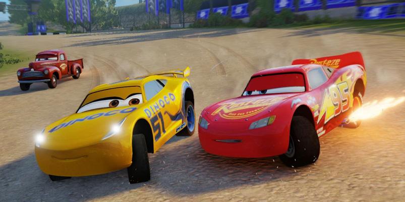 Cars 3: Motivado para ganar, el nuevo juego inspirado en la cinta