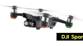 DJI Spark: el drone más compacto e inteligente en México