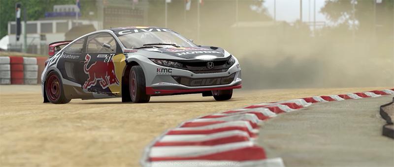 E3 2017 Juegos de carreras