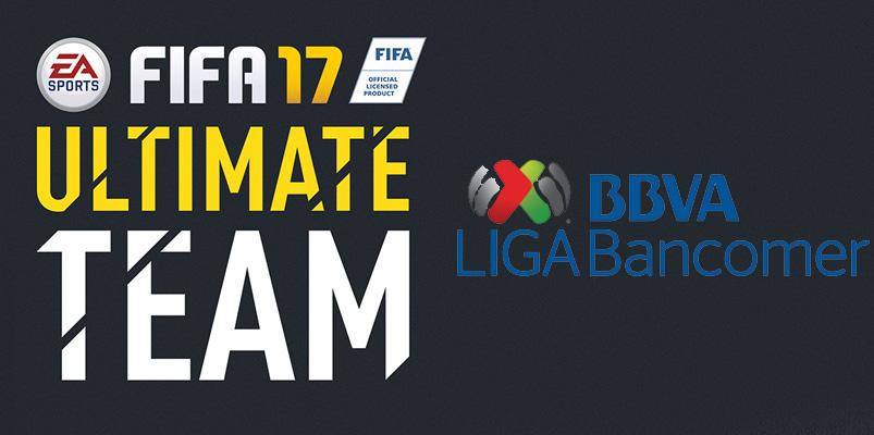 El 11 ideal de la Liga Bancomer MX para FIFA 17 Ultimate Team
