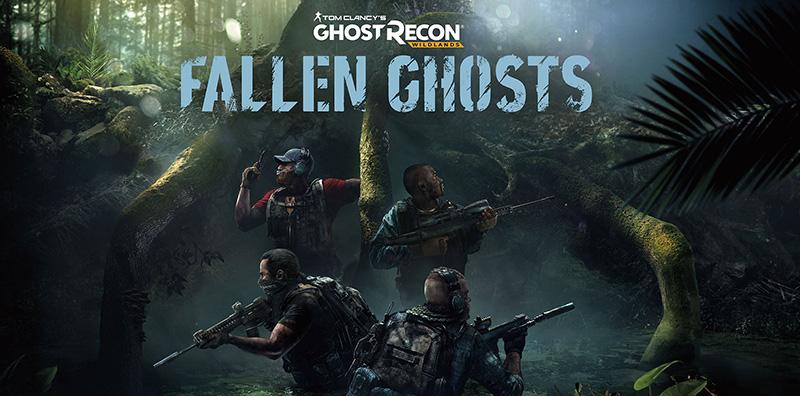 Fallen Ghosts DLC