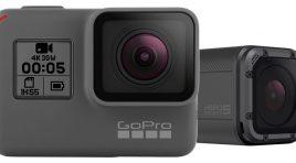 Graba todas tus actividades con las cámaras GoPro