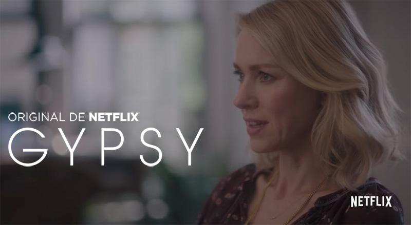 Gypsy Netflix avance