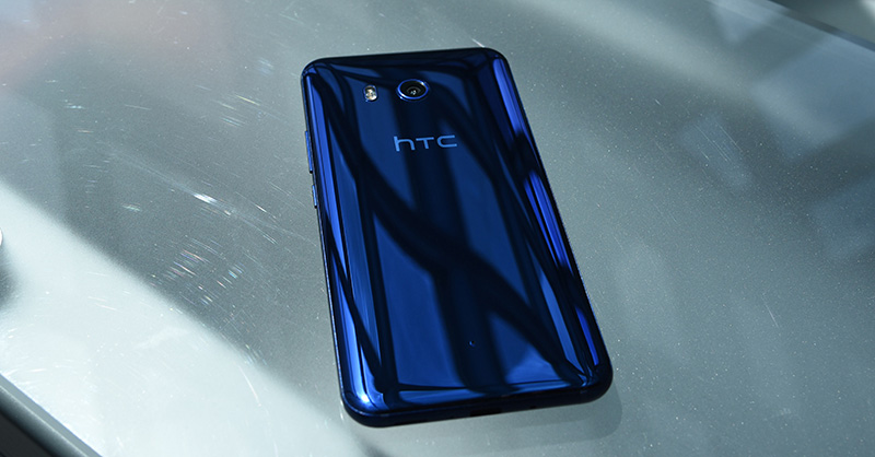 HTC U11 Telcel Mexico