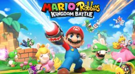 Mario + Rabbids Kingdom Battle llegará el 29 de agosto a Switch