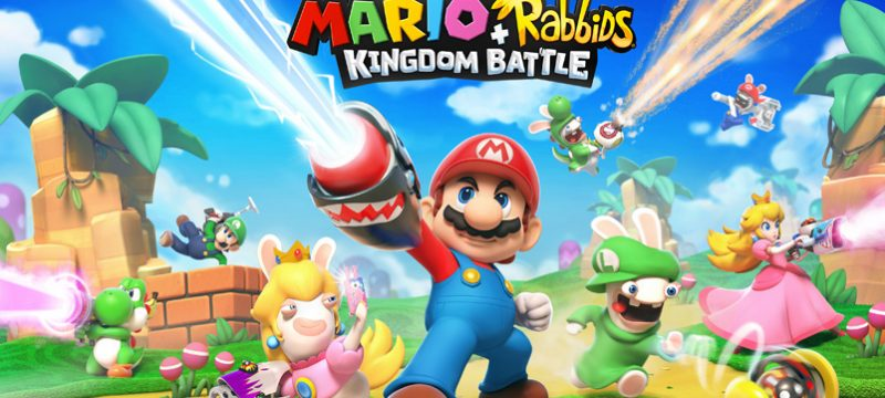 Mario Rabbids Kingdom Battle Switch