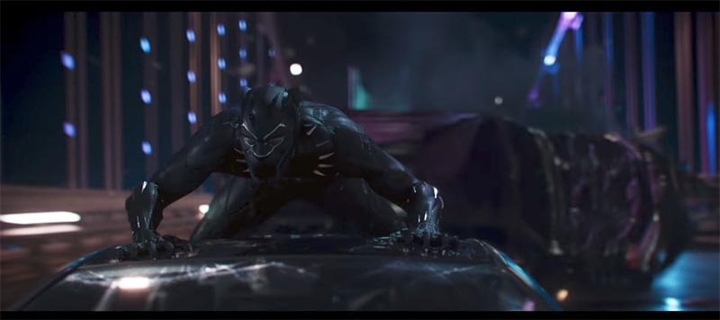 Marvel Studios Black Panther avance