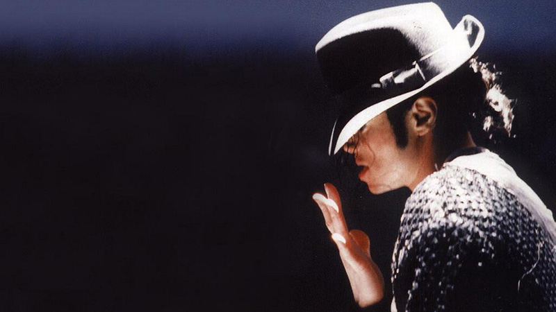 Michael Jackson Spotify listas
