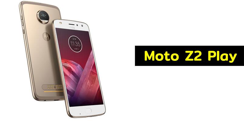 Características de Moto Z2 Play y nuevos Moto Mods